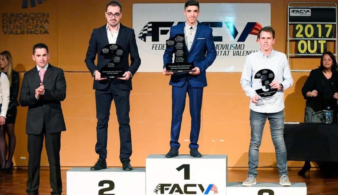 Adrián Pruñonosa se corona como Campeón Absoluto