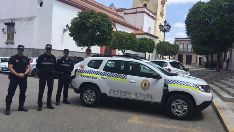 Policía Local de Beas ( Murcia)