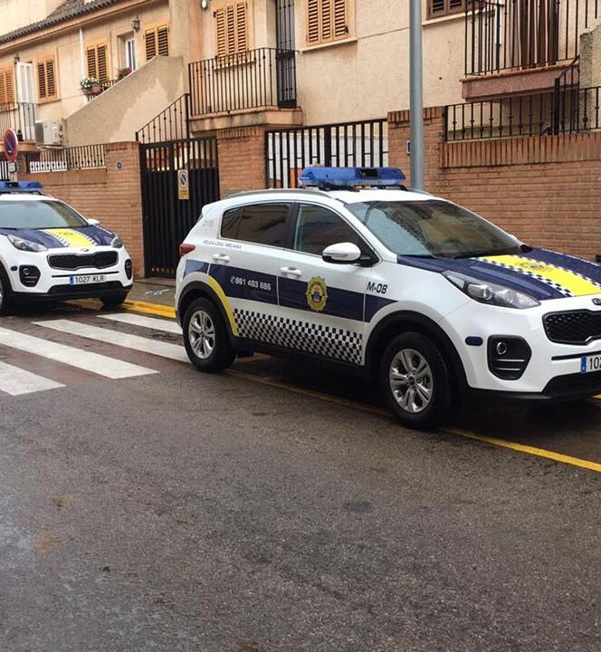 Policía local Ayuntamiento de MELIANA